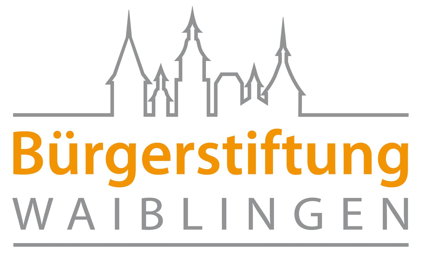Logo der Buergerstiftung neu im Jahr 2014