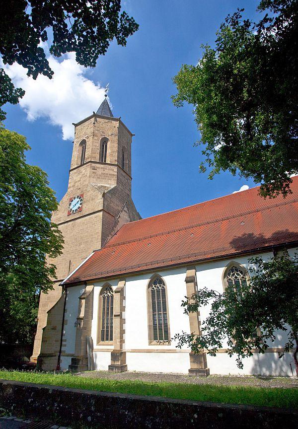 Michaelskirche aussen
