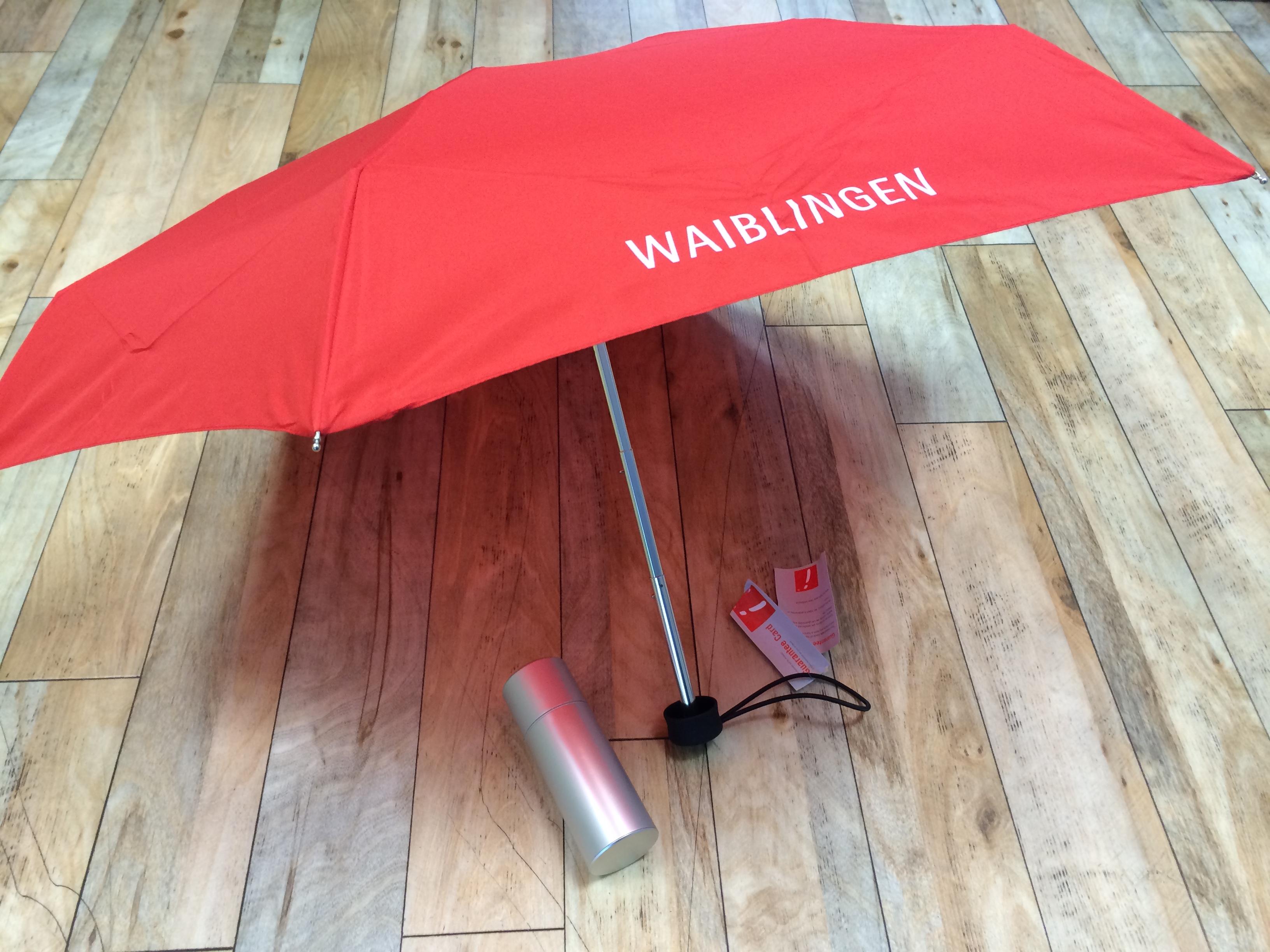 Waiblingen Schirm