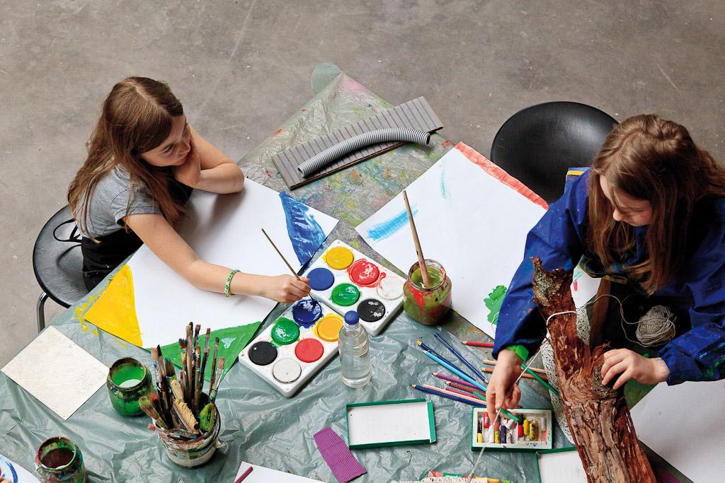 Kinderworkshop Kunstschule Unteres Remstal