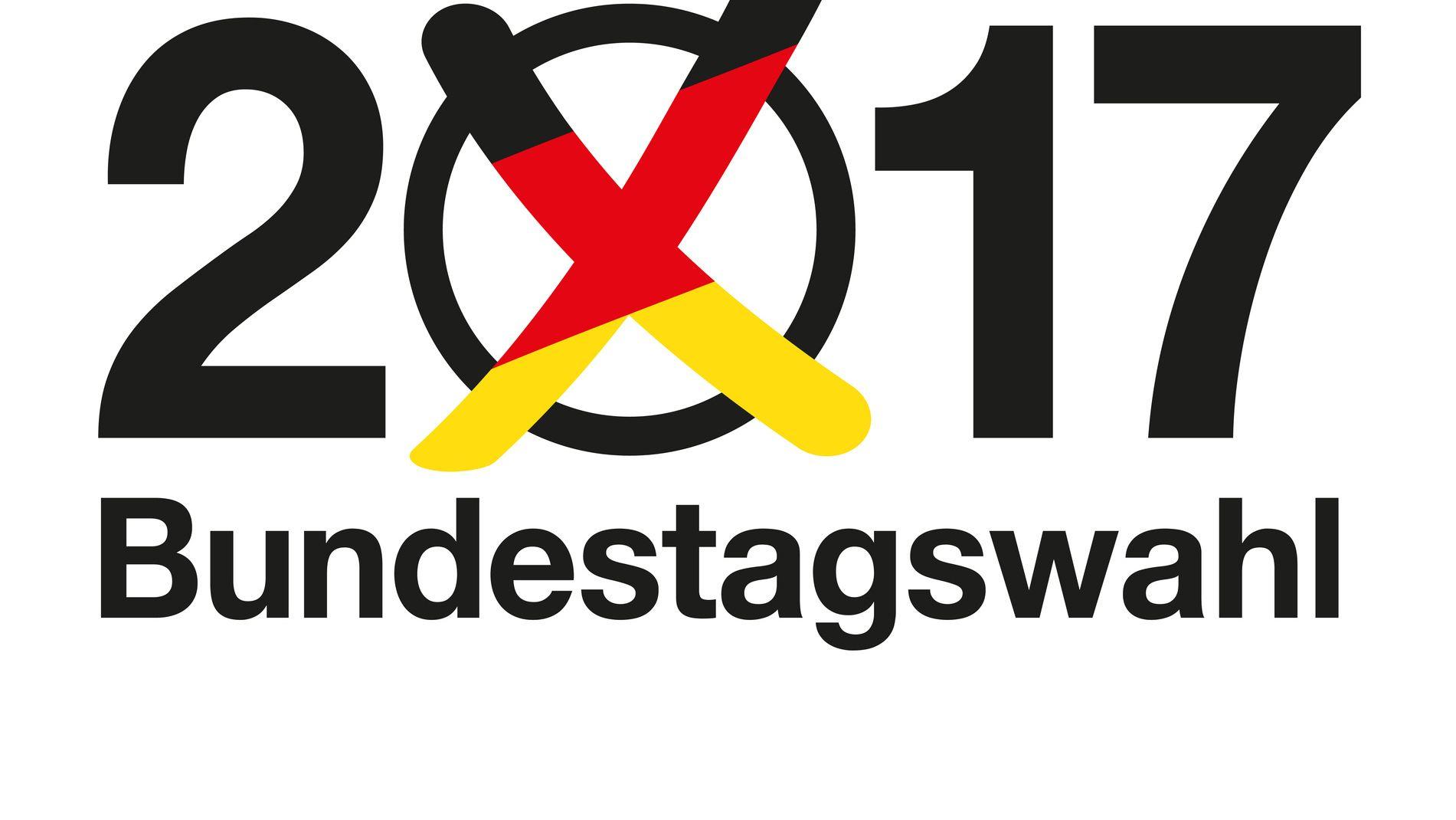 Logo Bundestagswahl 2017