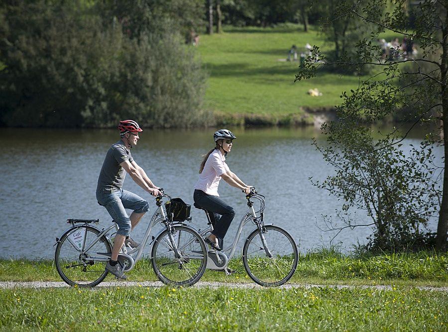 Im Rems-Murr-Kreis mit dem Rad unterwegs