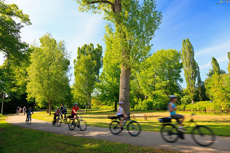 Radfahren an der Rems