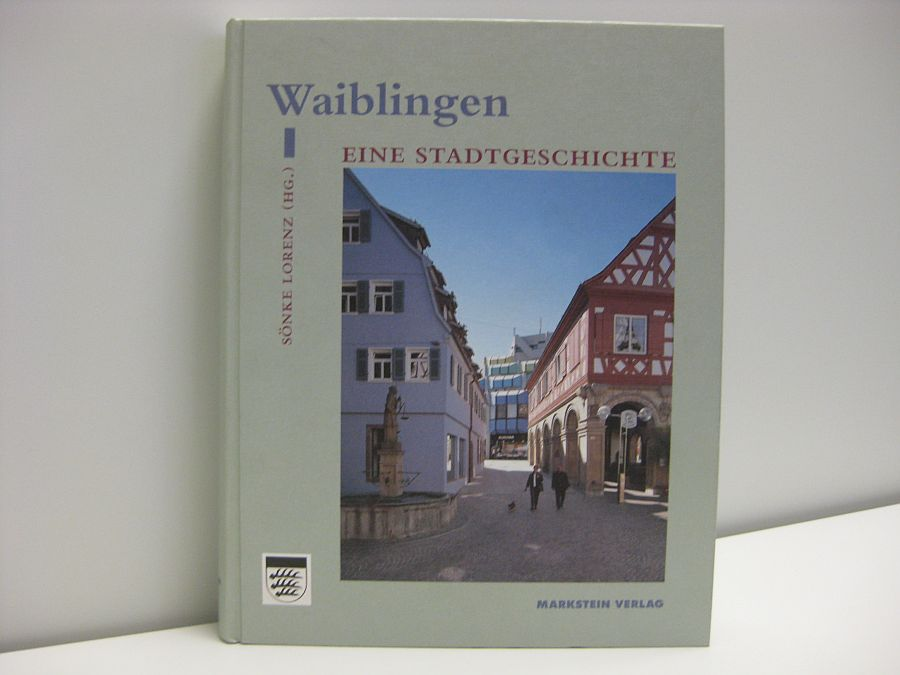 Buch: Waiblingen Stadtgeschichte - 19,90 €