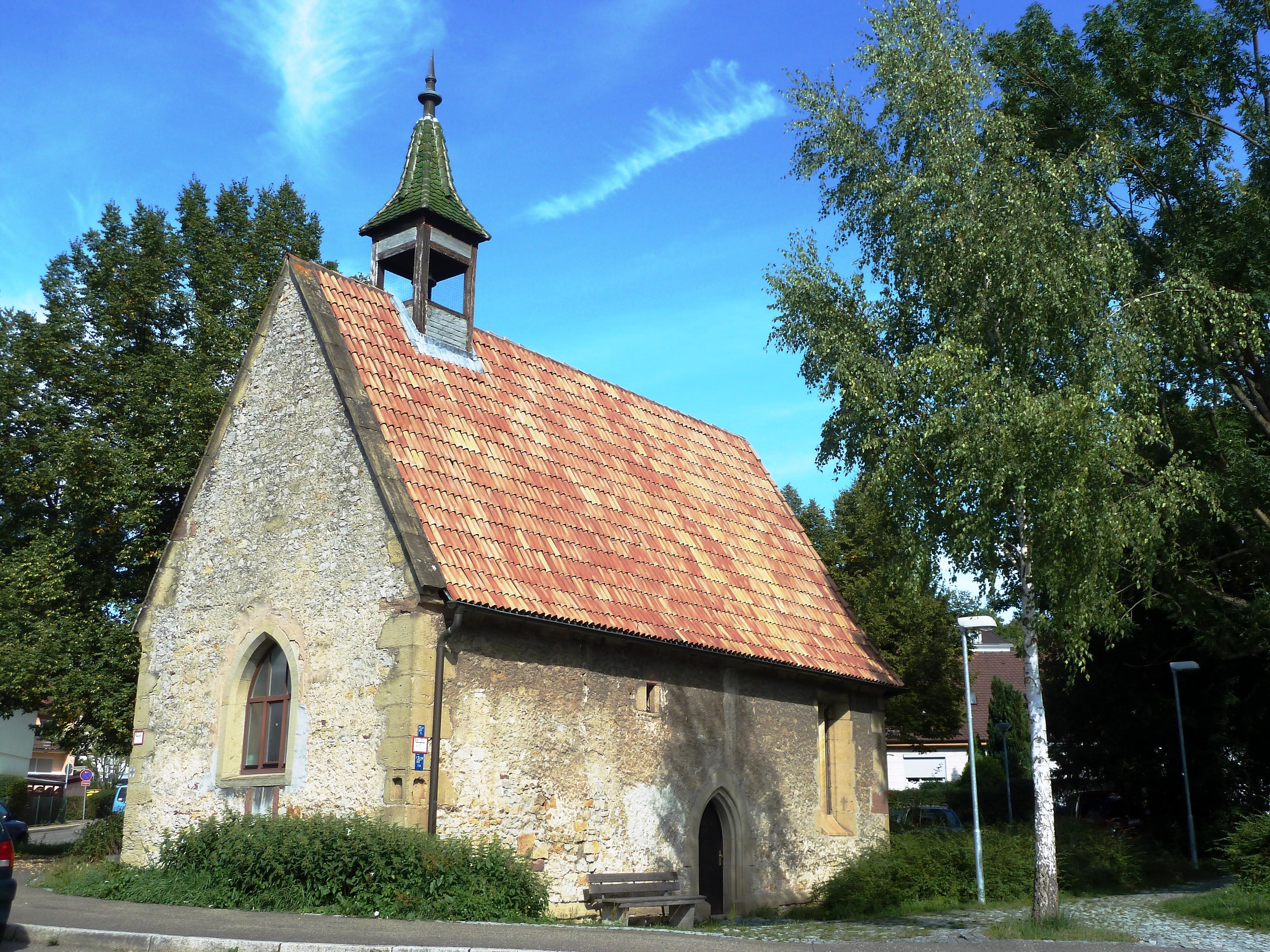 Siechenhauskapelle