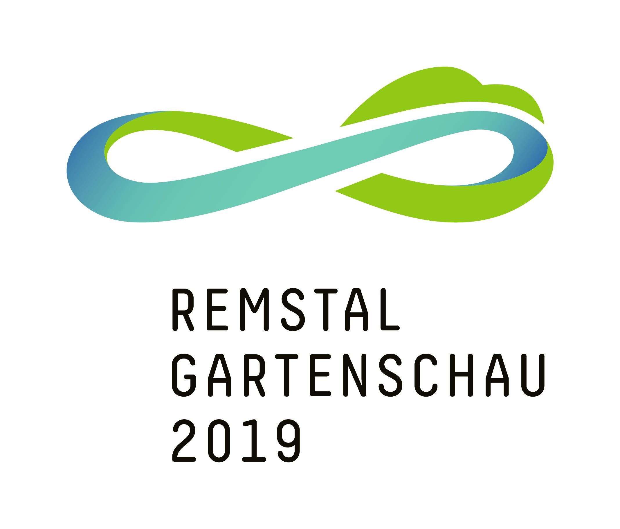 Logo für die Remstal Gartenschau 2019