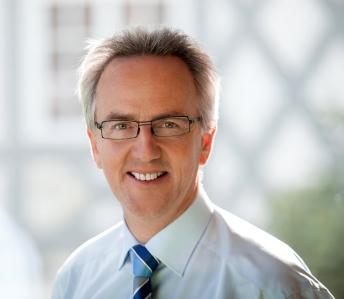 Oberbürgermeister Andreas Hesky