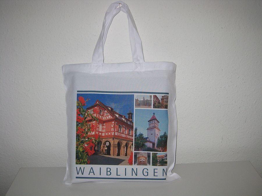 Waiblingen Stofftasche - 3,50 €