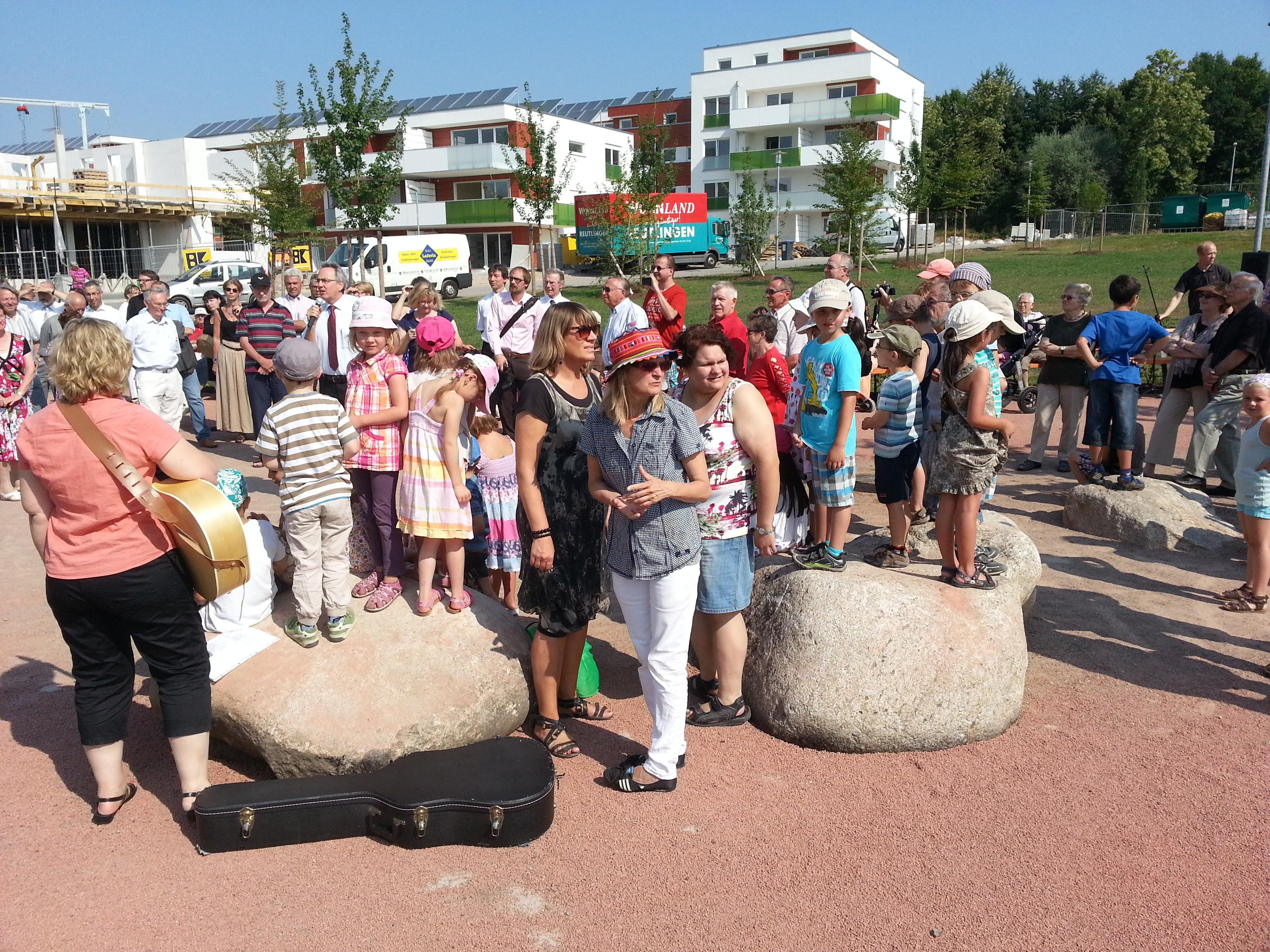 Eröffnung Rötepark 2