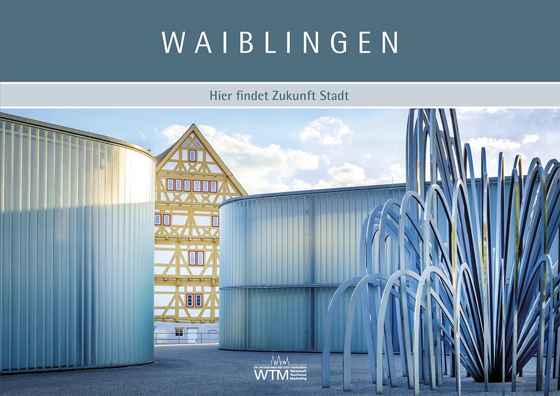 Titelbild der Standortbroschüre