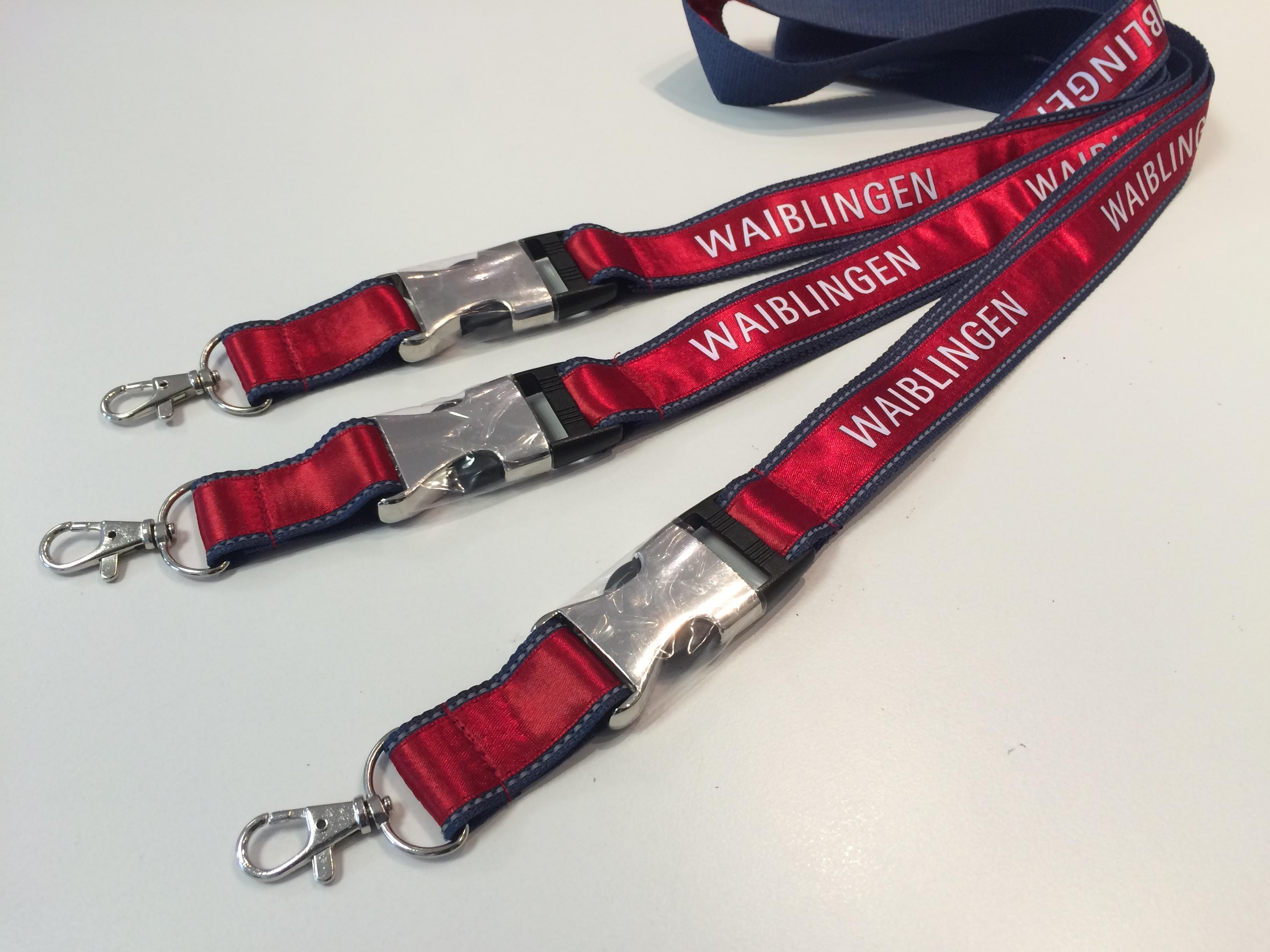WN Merchandising Lanyards - 3,50 €