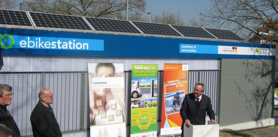 Eroeffnung_E-Bike-Station