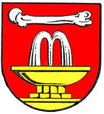 Wappen der Ortschaft Beinstein