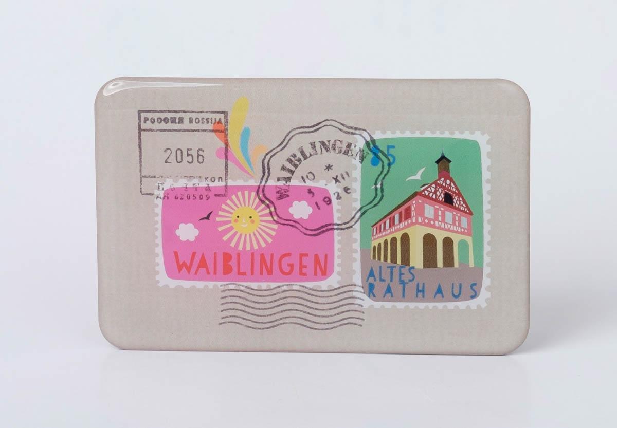 Magnet - 4,50 €