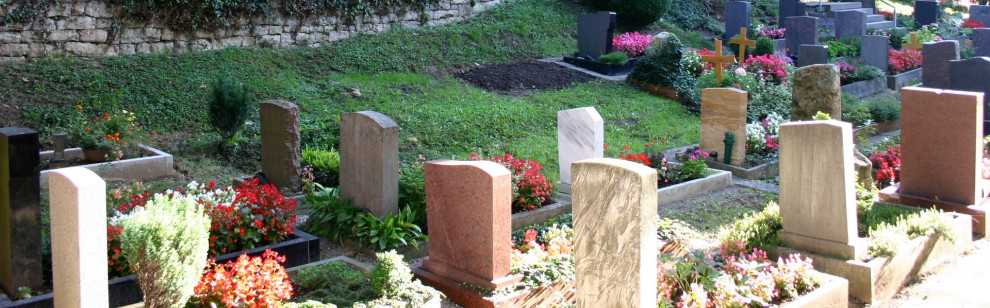 Friedhof Beinstein - alt