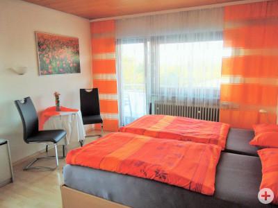 Ferienwohnung Lamprecht - 4 Zimmer - Schlafzimmer