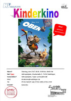 Kinderkino Film Oben