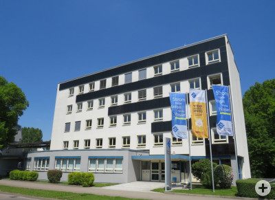 Stadtwerke-Gebäude