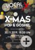 X-Mas Pop&Gospel Konzert mit Vocal-X