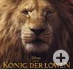 Es ist ein großer Löwenkopf abgebildet