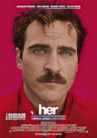 Plakat Film her
