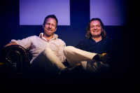 Bauer Studiokonzert mit Philipp Weiss und Walter Lang