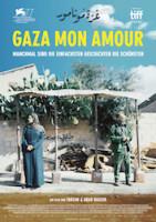 Plakat Film Gaza Mon Amour