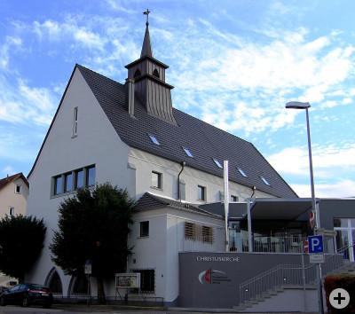 Christuskirche - Gottesdienst: Sonntags, 10.00 Uhr