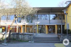Beinstein Grundschule Eingangsbereich