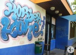Forum Nord Jugendtreff Eingangsbereich