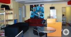 Jugendcafe Innenbereich