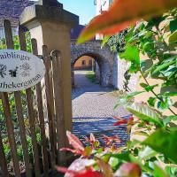 Der Apothekergarten in Waiblingen