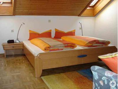 Fewo Schilling Schlafzimmer