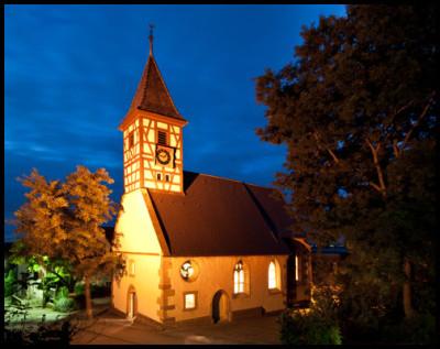 Kirche Hegnach