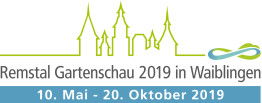 Logo zur Remstal Gartenschau 2019