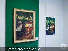 Sonderausstellung: Gemälde Arth (Schweiz)