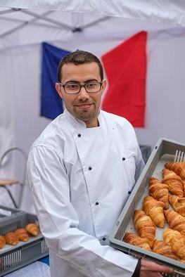 Franzoesische Backware