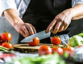Waiblinger Wochenmrkt Kochshow Bild