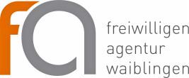 Frewilligenagentur Logo