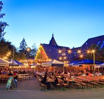 Biergarten Schwaneninsel