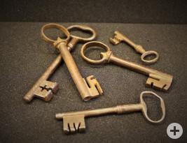 Historische Schlüssel, undatiert