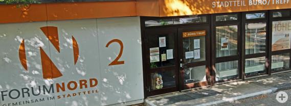 Forum Nord: Stadtteil-Büro/-Treff