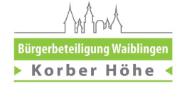 Logo Bürgerbeteiligung Korber Höhe