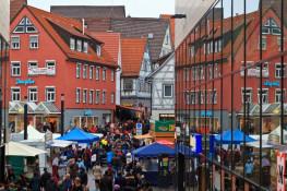Martinimarkt Marktplatz