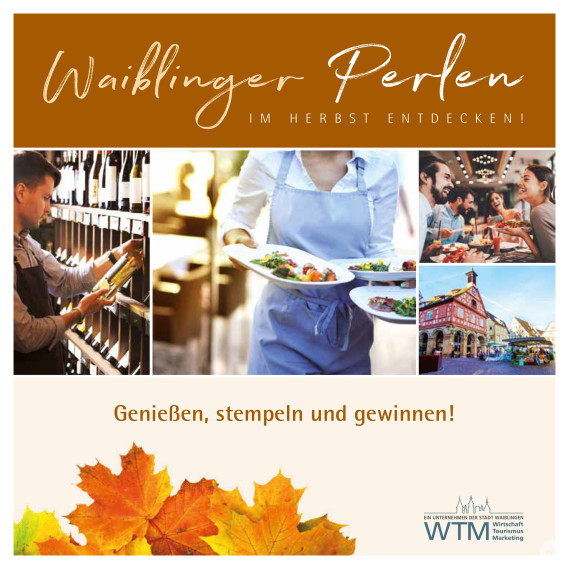 Waiblinger Perlen September 2021
