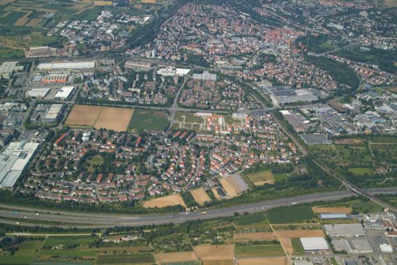 Luftbild 2008 WN-Süd