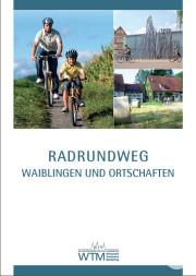 Prospekt Radrundweg Waiblingen