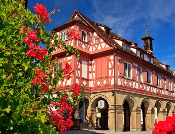 Altes Rathaus in Waiblingen