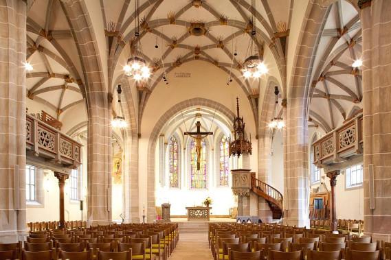 Michaelskirche innen